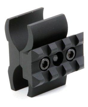CDM Gear BMT with 3 slot rail - Shotgun Flashlight Mount by CDM GEAR