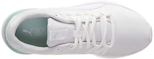 White Adela Jr puma Blanco puma Para Zapatillas Niñas Puma White 0naqPRxFxw