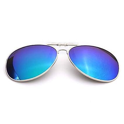 Venta Caliente Hombres Mujeres Clip Polarizado En Gafas De ...