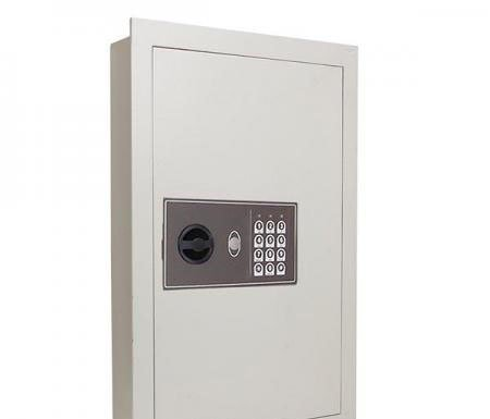 Home Office Security Electronic Digital Wall Safe II 16x4x22 inch