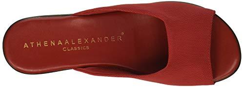 red Alexanderbambuca Elastic Rojo Athena Bambuca Mujer nIOxO4z