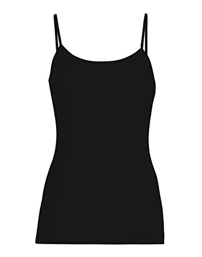 Icebreaker Cami (Icebreaker Merino Women's 175 Everyday Cami, Black, X-Large)