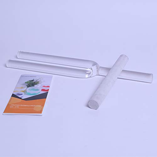 Quartz Crystal Tuning Forks-Perfect Healing Musical Instrument Diametre 16mm by ENERGYSOUND