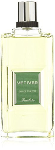 Vetiver Guerlain by Guerlain for Men Eau De Toilette Spray, 6.7 Fluid Ounce (Guerlain Cologne)