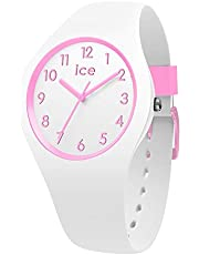 Ice-Watch - ICE ola kids Candy white - Reloj bianco para Niña con Correa de silicona - 014426 (Small)