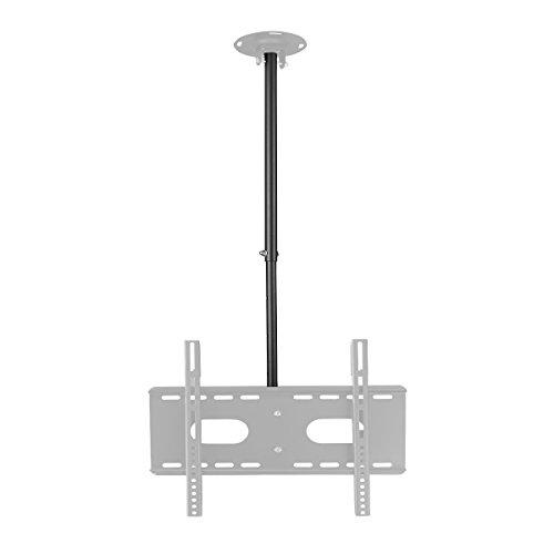 Ceiling Mount Extension - Suptek Adjustable Extension Pole for Brand Suptek Ceiling Mount MCS