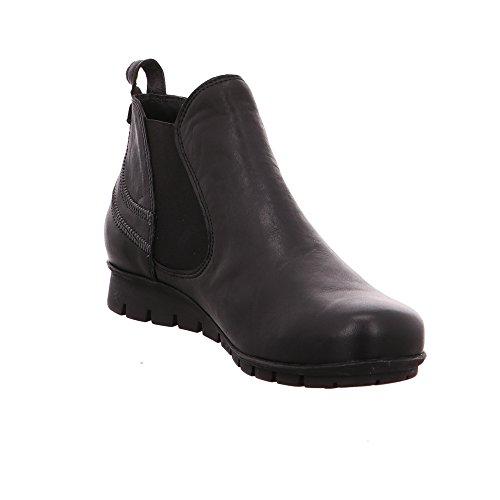 Think! Damen Boots MENSCHA 81066-00 schwarz Schwarz