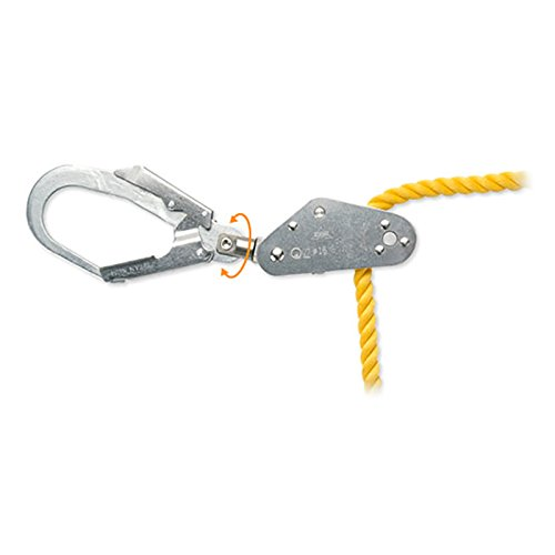 落下防止 頑丈でコンパクト 親綱緊張器FS型 親綱を簡単に張設 直径16mmの繊維ロープ専用 123 伊藤製作所 アミD B01KL2XC3I