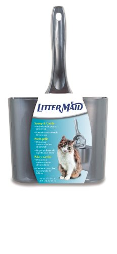 LitterMaid Litter Scoop and Caddy