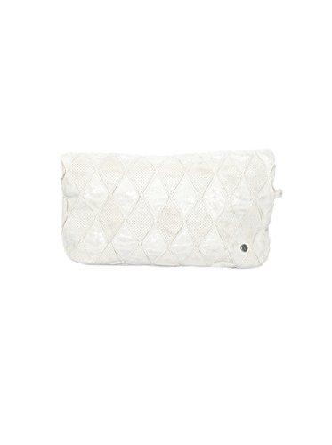 ANOTHER BAG Damen Tasche Clapton Diamond in Creme Cream Y5D9Jk