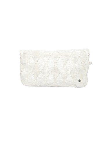 ANOTHER BAG Damen Tasche Clapton Diamond in Creme Cream hrQkUO