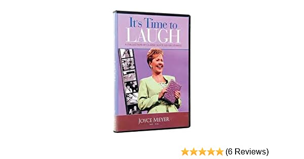 Amazon.com: Its Time to Laugh a Collection of Classic Joyce Meyer Stories: Movies & TV