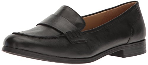 Naturalizer Women's Veronica Penny Loafer Black