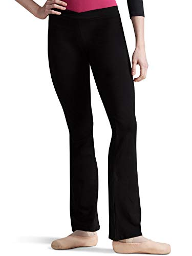 Capezio Jazz Pants - Size Long Inseam/X-Small, Black