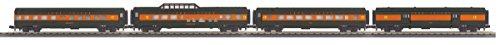 60' Streamline Passenger Cars - 5