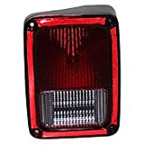 TYC 11-6299-00 Jeep Wrangler Passenger Side Replacement Tail Light Assembly