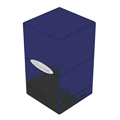 Ultra Pro Satin Tower Blue Deck Box Model: (Hardware & Tools Store)