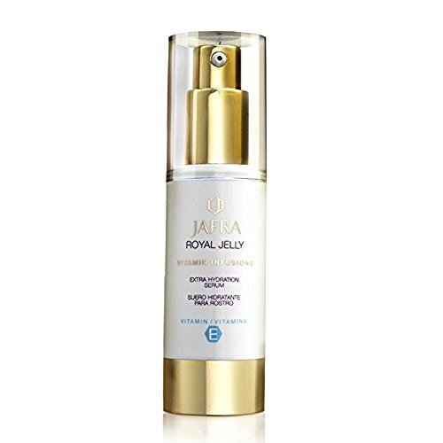 Jafra Royal Jelly Vitamin Infusions - Extra Hydration Serum With Vitamin E 1 fl. oz.