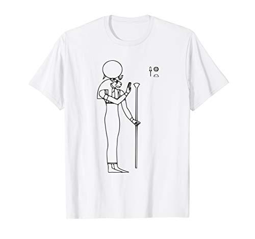 Ra Shirt Egyptian God Egypt Religion Hieroglyph T-Shirt]()