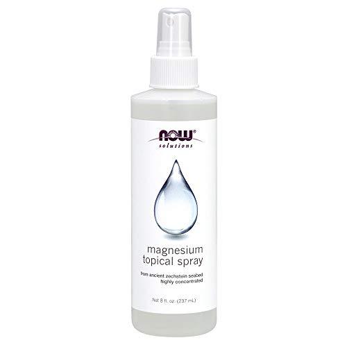 Magnesium Topical Spray Now Foods 8 fl oz Softgel