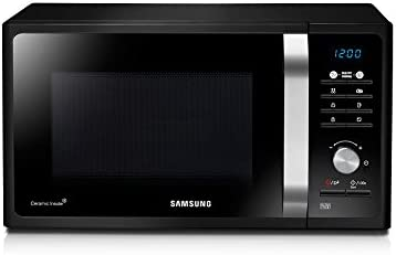 Samsung MS23F301TAK Encimera 23L 800W Negro - Microondas (Encimera ...