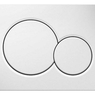 Samba GE Actuator Plate Sigma01 for Dual Flush