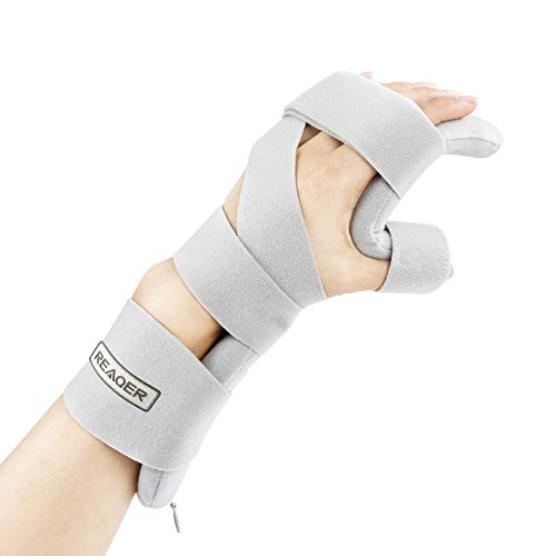 REAQER Stroke Resting Hand