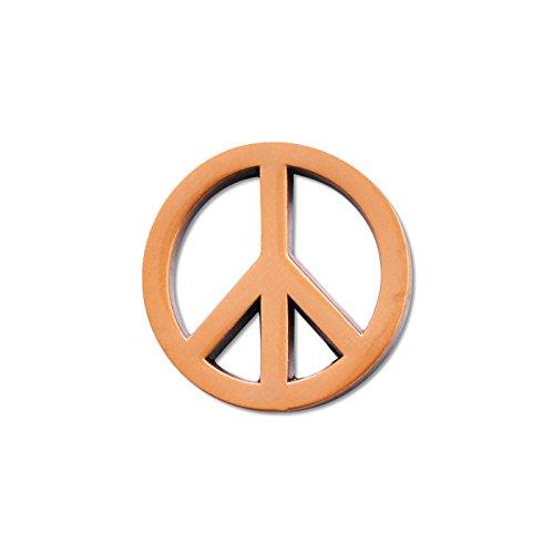Peace Sign Global Unity Lapel Pin