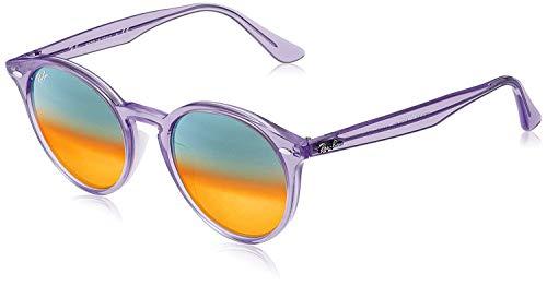 Shiny Violet - Ray-Ban Unisex 0RB2180F Shiny Violet One Size
