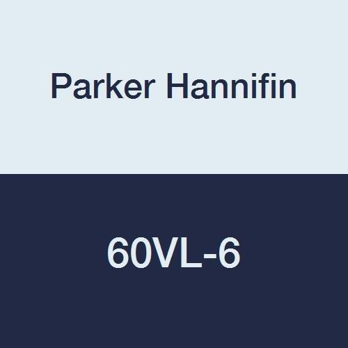 Parker Hannifin 60VL-6 Buna-N Air Brake Sleeve Fitting, 3/8' Compression Tube 3/8 Compression Tube Parker Hannifin Corporation