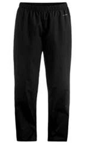Paradox Men's Waterproof Breathable Rain Pants Black (X-Large)