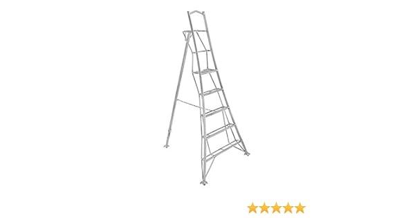 Henchman GWF240 Escalera de trípode, 2,4 m: Amazon.es: Bricolaje y herramientas