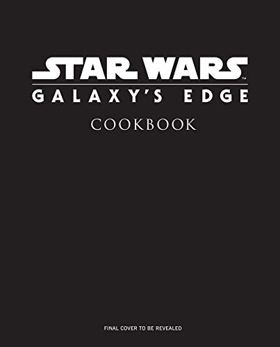 Pdf Humor Star Wars: Galaxy's Edge Cookbook