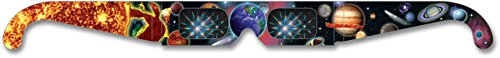 Rainbow Symphony 3D Fireworks Glasses -Planet #2 Design, Package of 1000 by Rainbow Symphony (Image #1)