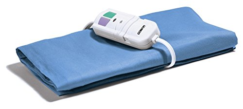 Conair Therma Luxe Heating Pad, Moist/Dry with Auto Shut Off