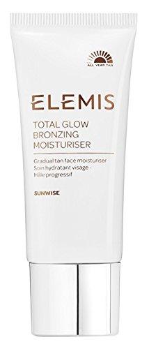 ELEMIS Total Glow Bronzing Body Gradual Tan Moisturizer, Face, 1.6 fl. (Bronzing Body Moisturizer)