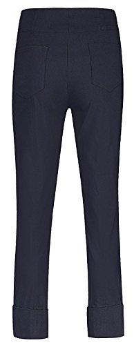 Donna Sommer Pantaloni Robell Marine Straight wx1FEERfq