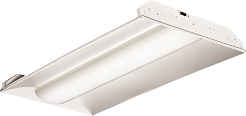 Led Troffer Light Fixture in US - 3
