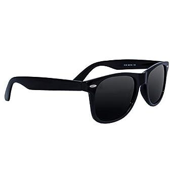 CLANDESTINE Model Matte Black Dark Green - Damen & Herren Polarisierte Sonnenbrillen badWbizwM