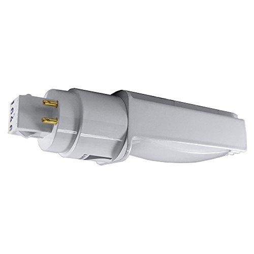 lunera g24q 4 pin horizontal cfl led dimmable light bulb 11w 1445 lumen 2700k cct ballast. Black Bedroom Furniture Sets. Home Design Ideas