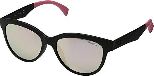 GUESS Women's Acetate Round Sunglasses, 02C, 53 - Guess Glasses Sun
