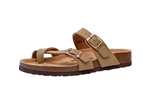slide heel sandal - 1