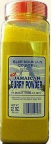 - Blue Mountain Jamaican Curry Powder Hot -22oz by Blue Mountain
