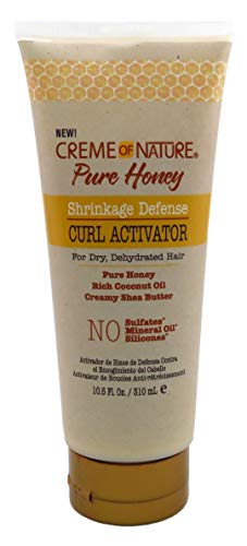 Creme Of Nature Pure Honey Curl Activator 10.5 Ounce Tube -