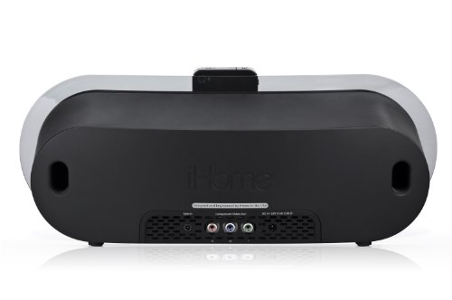 iHome iP3 Studio Series Audio System for iPhone/iPod by Sound Design (Image #1)