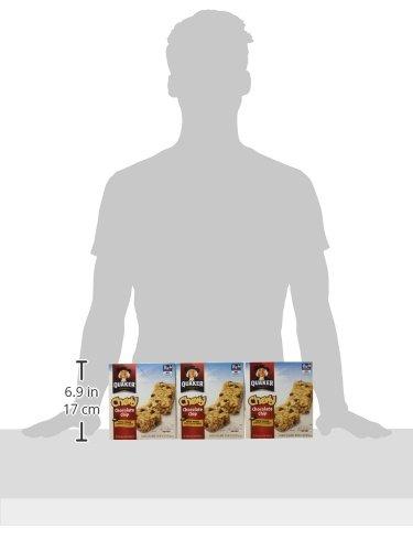 030000311820 - Quaker Chocolate Chip Bars - 0.84 oz - 8 Count carousel main 18