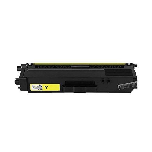 Toner Spot Remanufactured Toner Cartridge Replacement for Brother TN339 TN339Y (Yellow) (Brother Laser Remanufactured Cartridge)