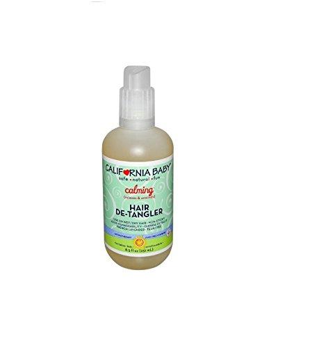 California Baby Calming Hair De-Tangler -- 8.5 fl oz California Baby Hair Detangler Spray