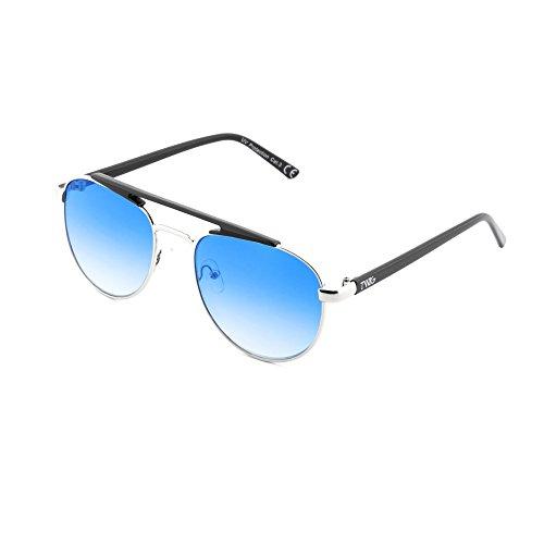 Gafas mujer espejo Negro Azul de hombre sol aviador TWIG Degradado PROUST FwFXr0xp