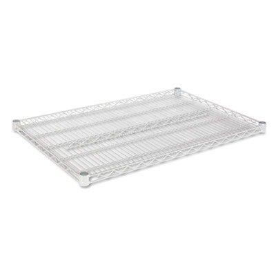 Alera Extra Shelves (Alera Wire Shelving, Extra Shelves, 36w x 24d, Silver, 2 Shelves/Carton)